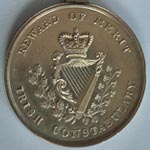 Irish Constabulary Medal - Fenian Rising 1867