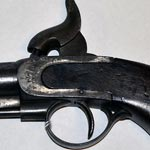 Irish Constabulary percussion lock pistol