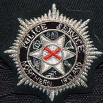 PSNI detective chief constable uniform & cap