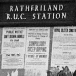 Photographs of Rafriland RUC barracks
