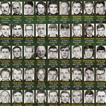 RUC memorial poster & George Cross booklet
