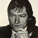 Poster calling for inquiry into the death of Pat Finucane